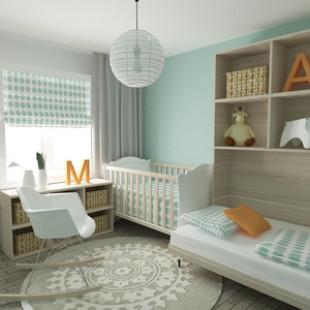עיצוב חדרי ילדים – רעיונות שכל אחד יכול לממש