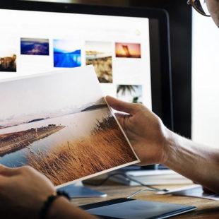 הקשר שבין בית דפוס לעיצוב גרפי
