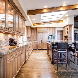 אי למטבח מעוצב מעץ – המדריך השלם