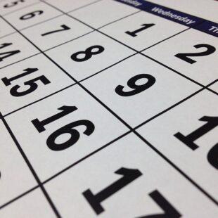סוגים שונים של לוחות שנה